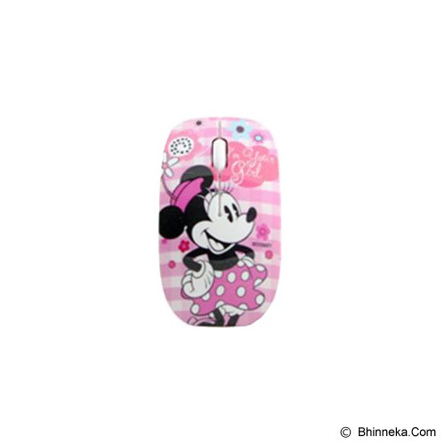 UNIQUE Disney Mini OM  Minnie Girl Wired Mouse [DS-MM-MNG] - Mouse Mobile